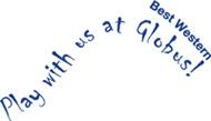 logo Best Western Hotel Globus